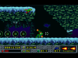 Jazz Jackrabbit Xmas '94 Edition (Holiday Hare) - Silent Night (Holidaius Level 3)