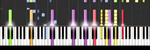 MeltingiceSeven - Chinese New Year Medley 2016 (Rendered in Synthesia)