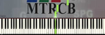 Movie and Television Review and Classification Board - MTRCB Theme (Synthesia Piano Tutorial)