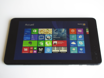 "Dell Venue 8 Pro full review - Software ergonomics: Windows Modern UI (codenamed ""Metro"")"