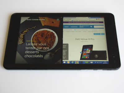 Dell Venue 8 Pro full review - Software ergonomics: Windows Classical Desktop