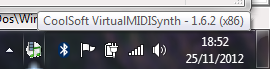 Installing and configuring VirtualMIDISynth